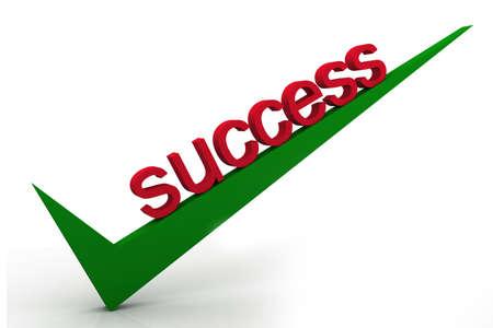 Check Mark  Success Stock Photo - 19836556