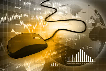 online stock market pricing