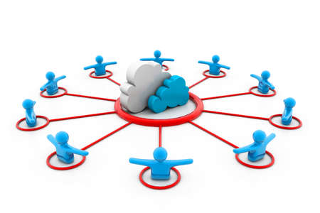 Cloud Computing and Users photo