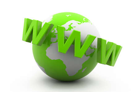 World wide web Stock Photo - 22796820