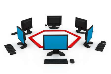 broad: Computer network