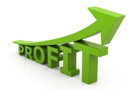 Profit growth photo