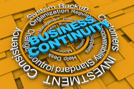 consistency: business continuity
