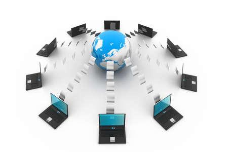 rete di computer: Computer Network