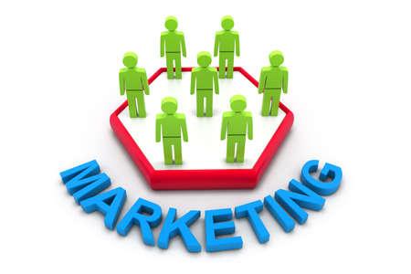 bull     s eye: marketing