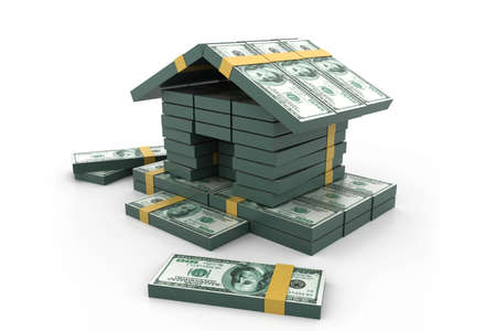 Money house photo