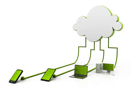 three dimensional accessibility: Cloud computing devices