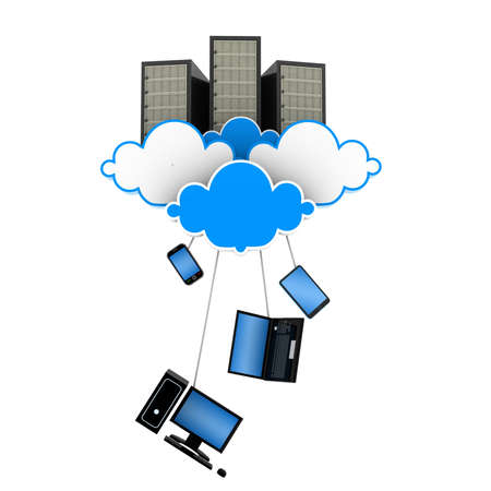 cloud computer: Cloud computing devices