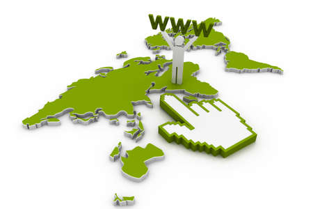 World wide web Internet Concept photo