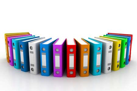 hardcovers: ring binders