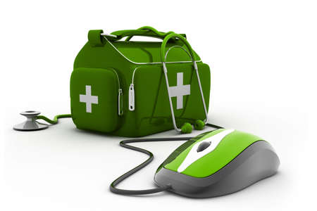diagnostic tool: Online first aid