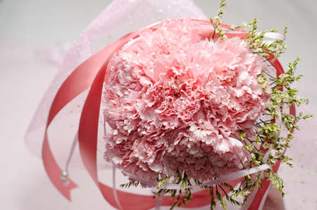 carnations: Pink Carnation Bouquet