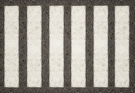 Crosswalk surface background,top view