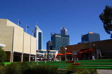 perth: Perth City