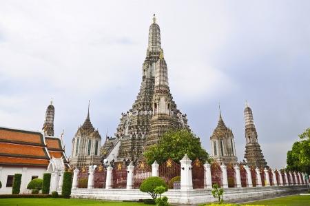 I take this photo at Wat Aroon Bangkok Thailand