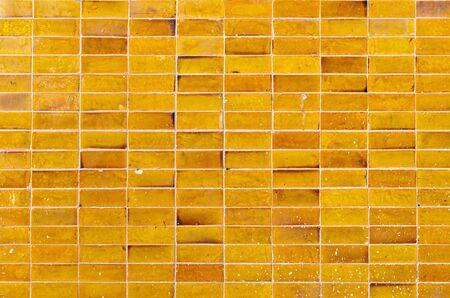 yellow tile texture