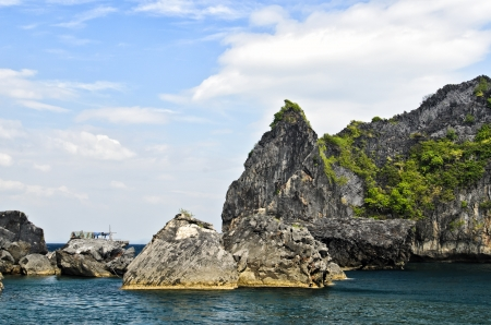 koh chuak island,trang province,thailand Stock Photo - 17656776