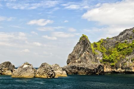 koh chuak island,trang province,thailand Stock Photo - 17656126