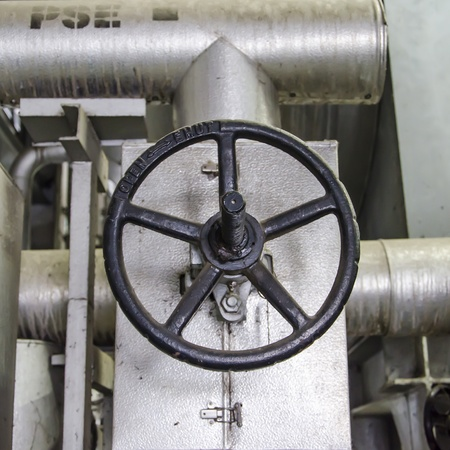 Manual valve for process steam