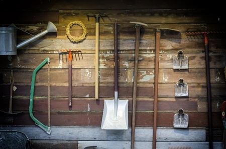 farm instruments photo