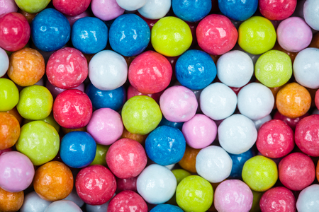 dragee: coated colored dragee candies