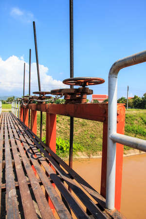 sluice: Floodgates for agriculture