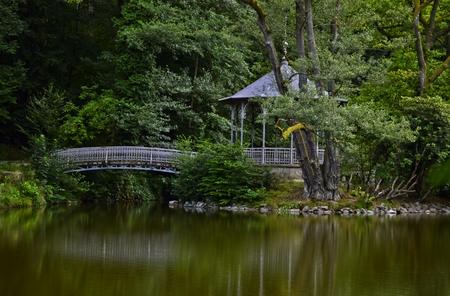 fluent: Pavilion at the lake