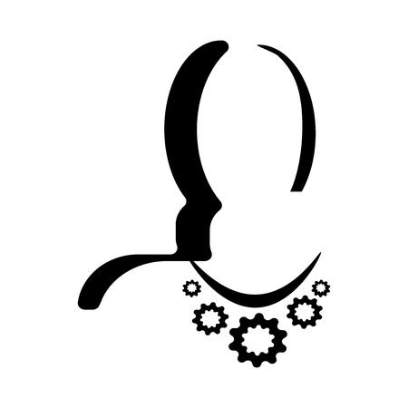 Icona di ciondolo stella vettoriale isolato su sfondo bianco per il vostro web e progettazione di app per dispositivi mobili, concetto di logo ciondolo stella