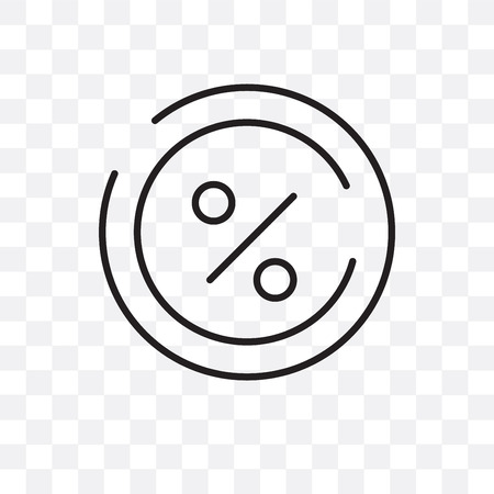 Ratio vector icon isolated on transparent background, Ratio logo concept Illustration