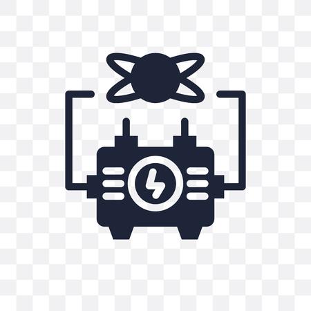 Generator transparent icon