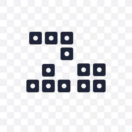 Tamagotchi transparent icon. Tamagotchi symbol design from Arcade collection. Foto de archivo - 111442928