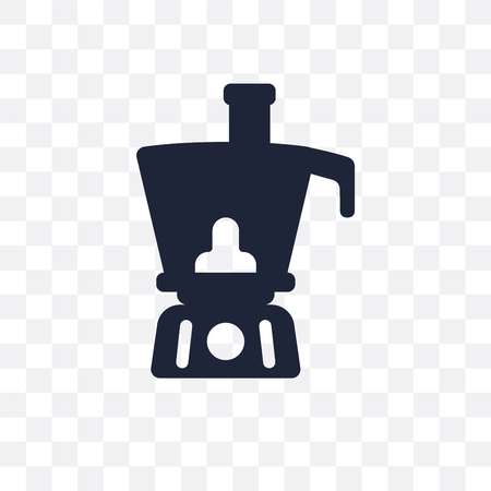 food processor transparent icon. food processor symbol design from Electronic devices collection.