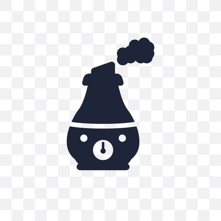 humidifier transparent icon. humidifier symbol design from Electronic devices collection. Фото со стока - 114878224