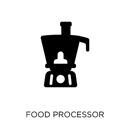 food processor icon. food processor symbol design from Electronic devices collection.