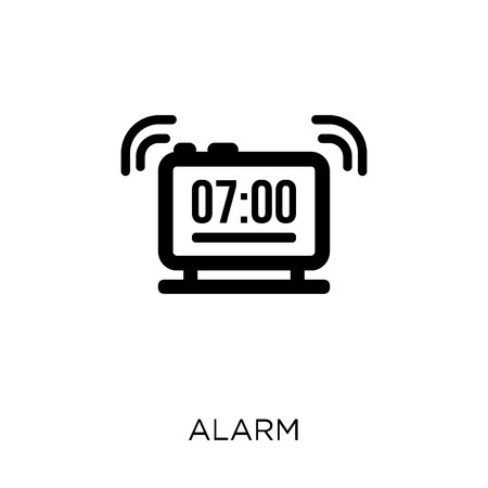 Alarm icon. Alarm symbol design from Time managemnet collection.