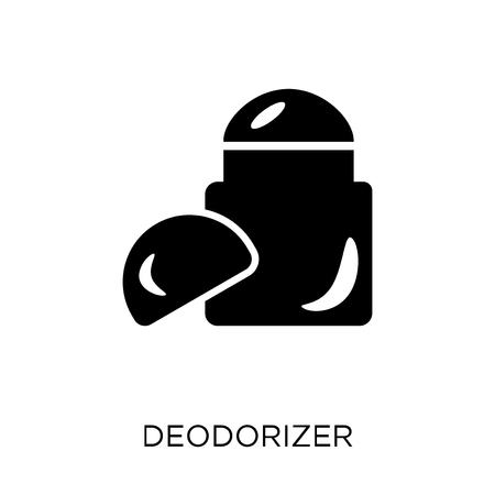 deodorizer icon. deodorizer symbol design from Cleaning collection. Simple element vector illustration on white background.