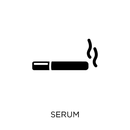 Serum icon. Serum symbol design from Health and medical collection. Simple element vector illustration on white background.