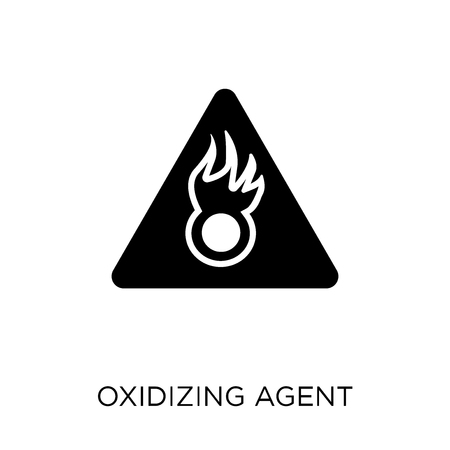 Oxidizing Agent icon. Oxidizing Agent symbol design from Cleaning collection. Simple element vector illustration on white background.