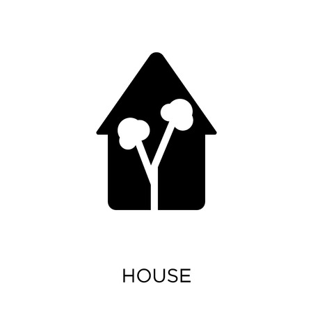 Greenhouse icon. Greenhouse symbol design from Ecology collection. Simple element vector illustration on white background. Stockfoto - 111534220