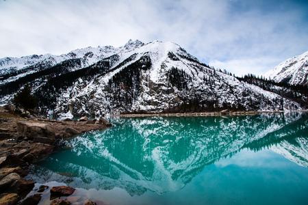 jokul: Lake Ran wu,Tibet,China