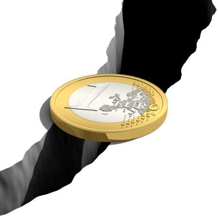 baratro: ponte dell'euro sul baratro 1