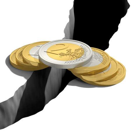 baratro: ponte dell'euro sul baratro 2