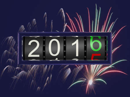 New Year 2016 e Imagens
