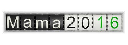 mama: Counter with Mama 2016
