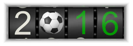 Counter with Soccer 2016
