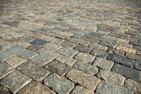 Image cobblestones as background closeup Stock Photo - 20583018