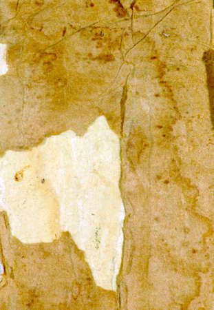 image of an old, wrinkled, torn paper as a background