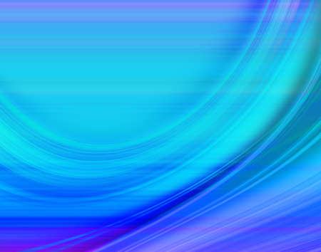 color mixing: illustration of colorful abstract background close-up Stock Photo