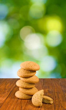 patisserie: image of delicious cookies closeup