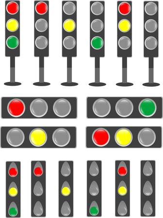 semaphore: Traffic light